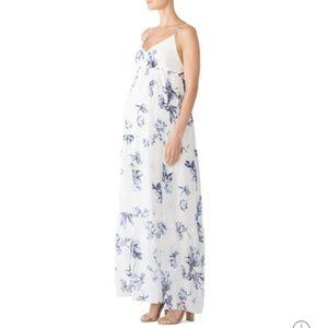 YUMI KIM Darling Maternity Floral Maxi Dress, Med